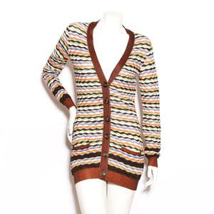 Missoni Chevron Cardigan