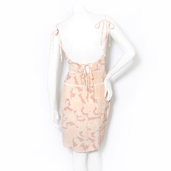 Altuzarra Pearl Silk Dress