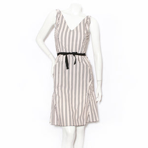 Nina Ricci Cotton Stripe Dress