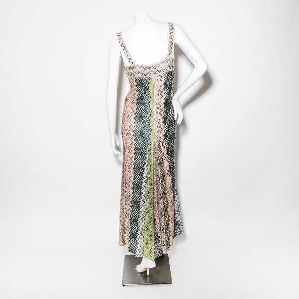 Missoni Knit Maxi Dress