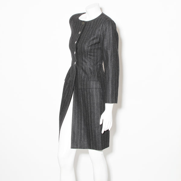 Chanel Pinstriped Jacket