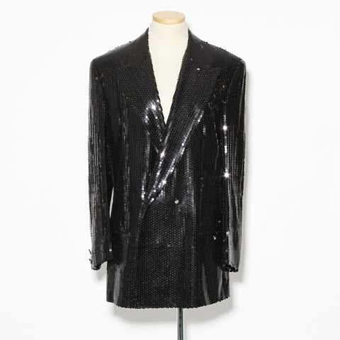 Versace Sequin Jacket