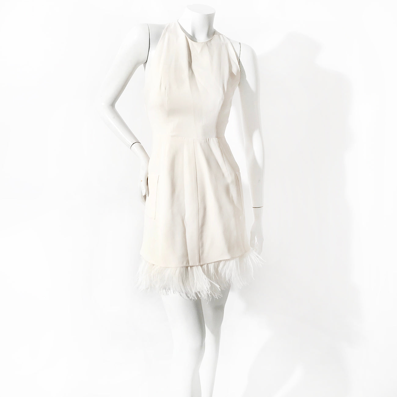 Morgane Le Fay Feather Dress