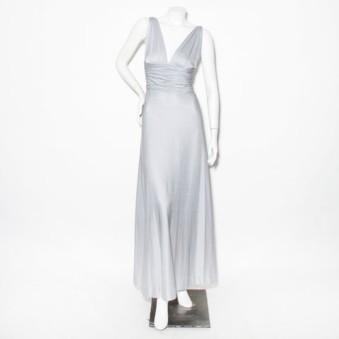 Azzaro Vintage Gathered Dress
