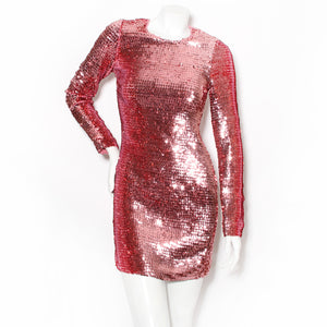 Valentino Sequin Dress