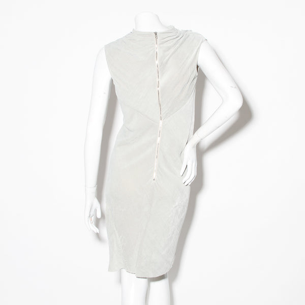 Rick Owens Velvet Shift Dress