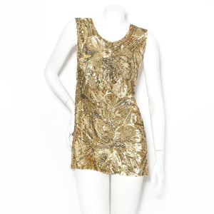 Balmain Sequin Dress