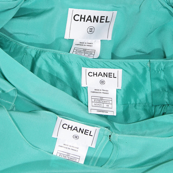 Chanel Three Piece Suit
