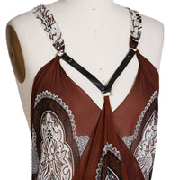 RARE Silk Bandana Dress by Tom Ford
