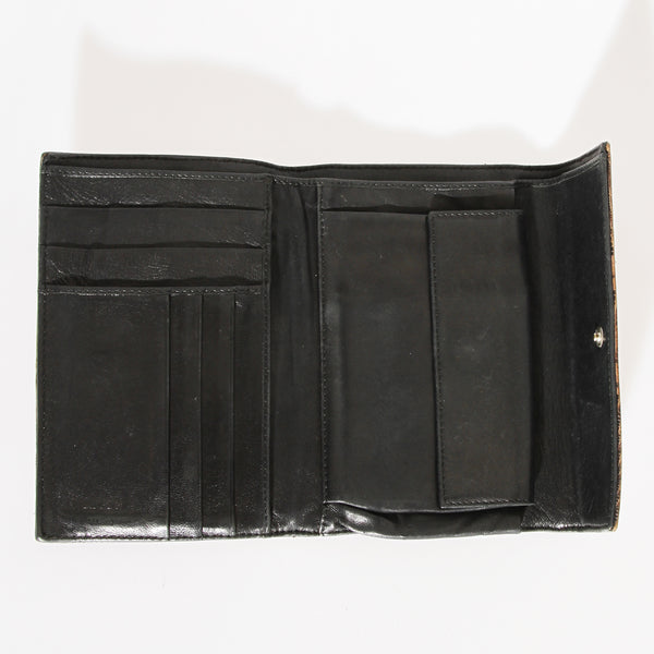 Prada Lizard Wallet