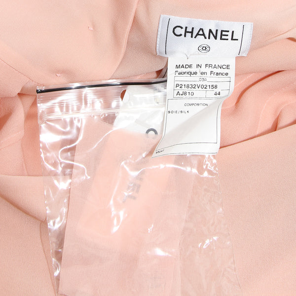 Chanel Pleated Skirt