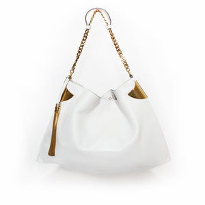 Gucci Leather Hobo Bag