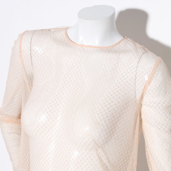 Gucci Tulle Long sleeve