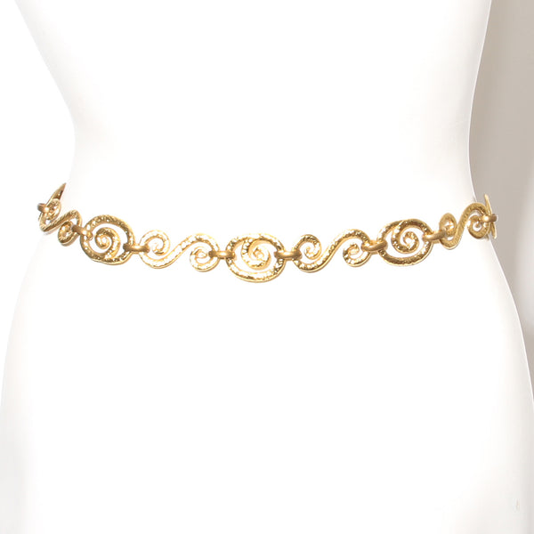 Ungaro Gripoix Chain Belt