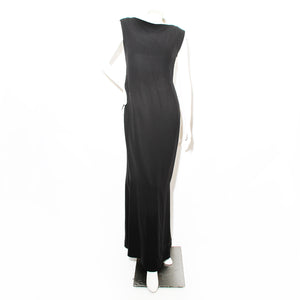 Roehm Open Back Dress