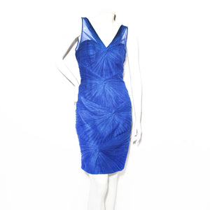 Monique Lhuillier Ruched Dress