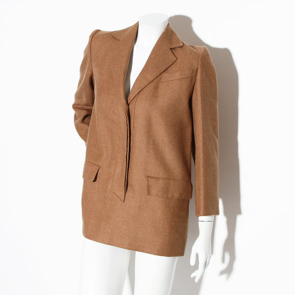Dior Vintage Haute Couture Tunic Jacket