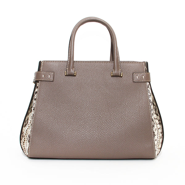 VBH Boulevard Leather Handbag