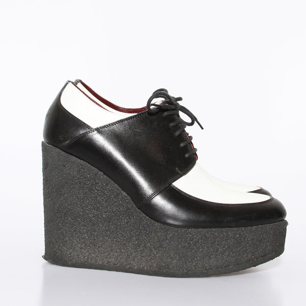 Celine Oxford Wedge