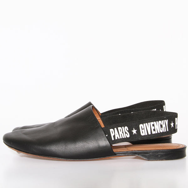 Givenchy Elastic Strap Mule