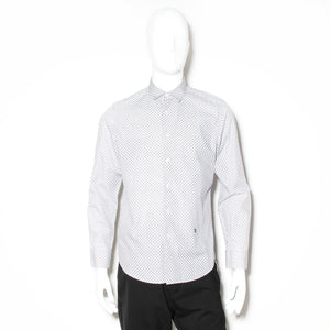 Givenchy Logo Button Down