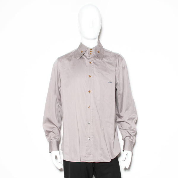 Vivienne Westwood High Collar Shirt