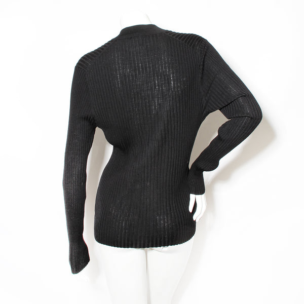 Gucci Ribbed Sweater