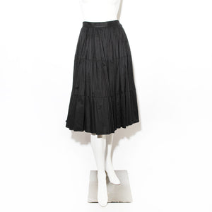 YSL Pleated Skirt