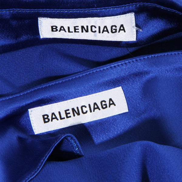 Balenciaga Top With Wrap Skirt