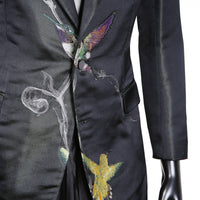 Silk Jacquard Blazer with Hummingbirds, Resort 2009