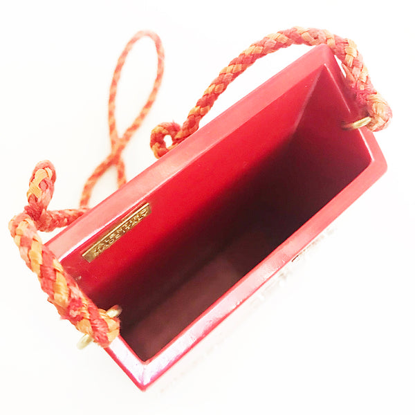 Valentino Bakelite Mini Purse