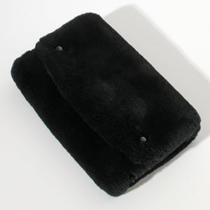 Marc Jacobs Fur Hand Muff