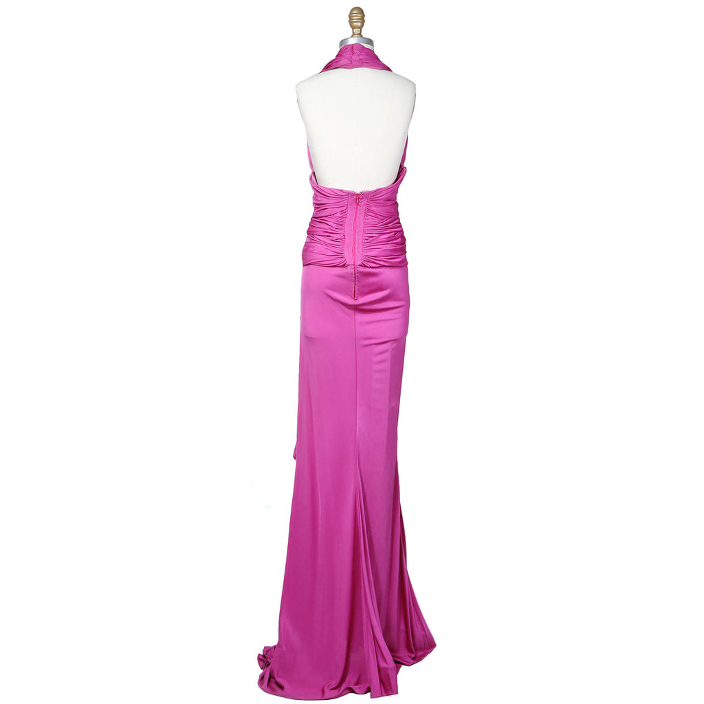 Jersey Evening Gown circa 1950s