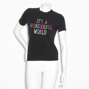 Ferretti Wonderful World Tee