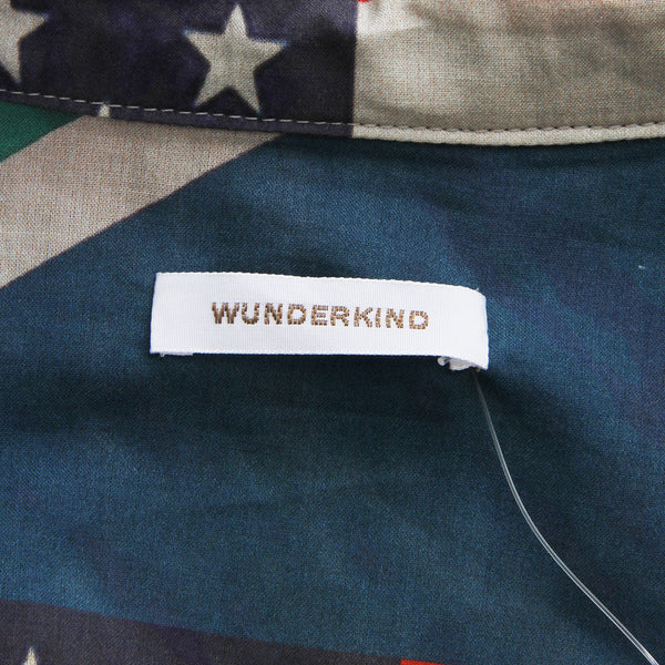 Wunderkind Flag Design Shirt
