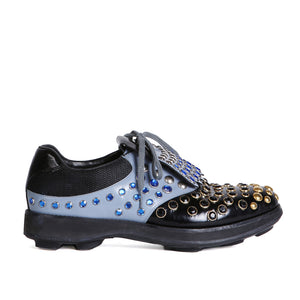 Rhinestone Studded Golf Shoe, Spring 2012