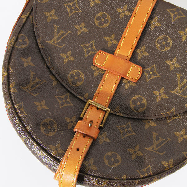 "Louis Vuitton ""Chantilly"" Monogram Crossbody"