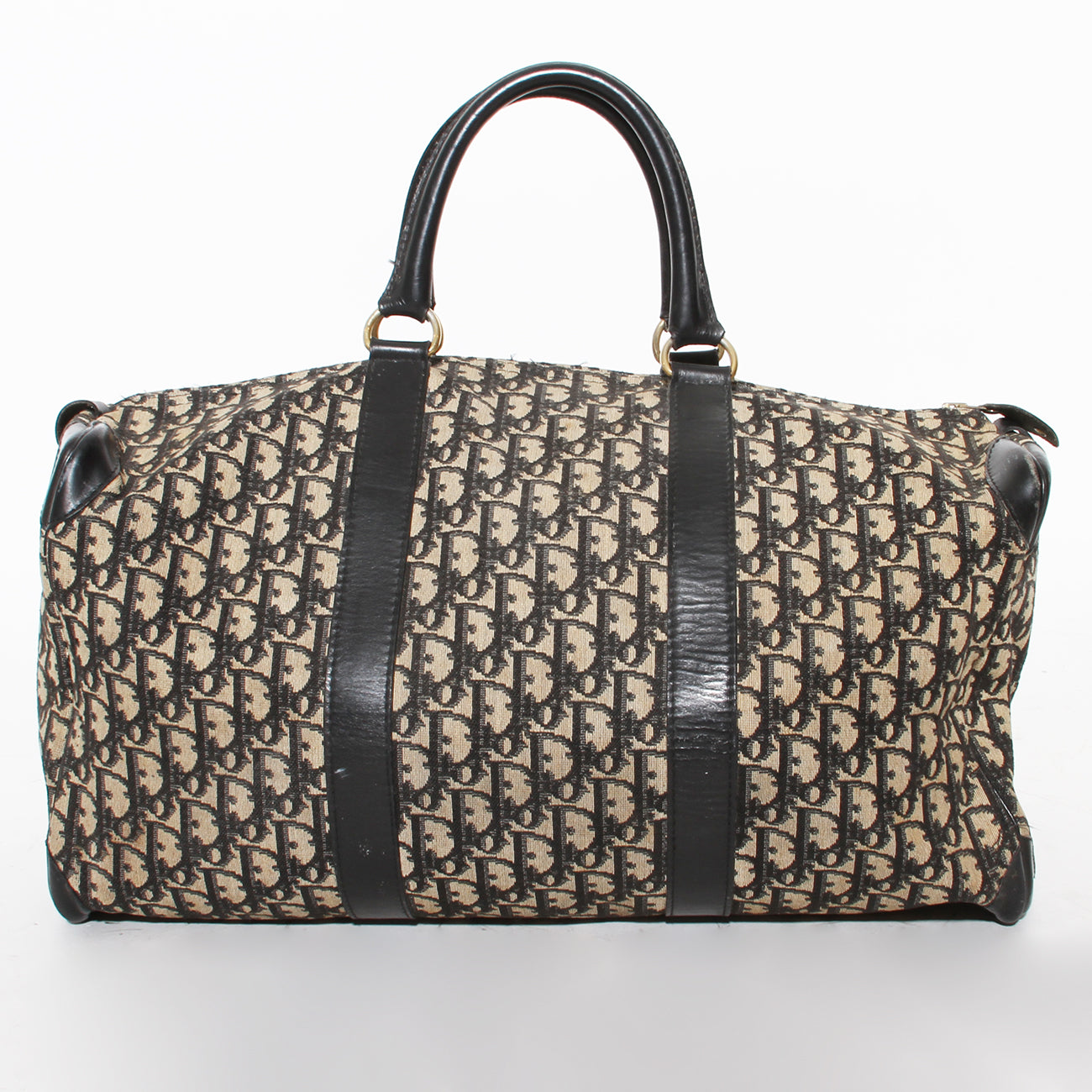 Dior Large Boston Bag