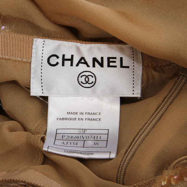 Chanel Halter Dress