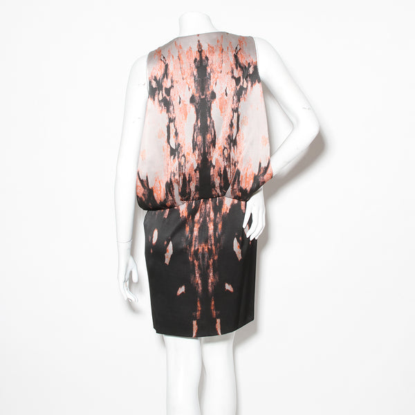 Givenchy Abstract Print Dress