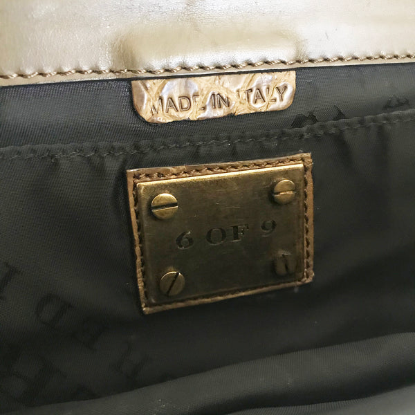 Burberry Leather Clutch