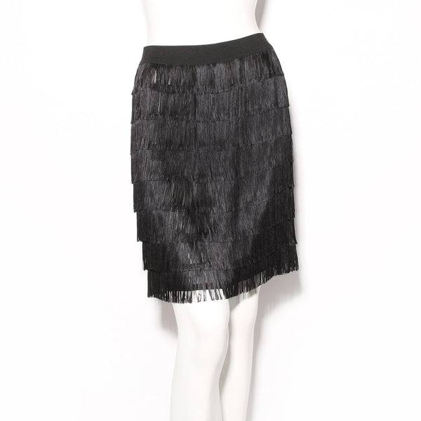 Margiela Fringe Skirt