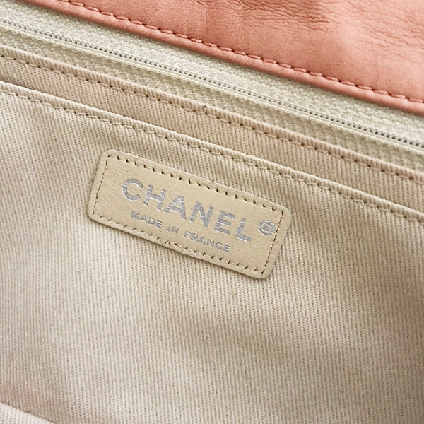 Chanel Leather Flap Bag