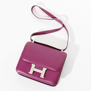 Hermes Constance Swift Handbag