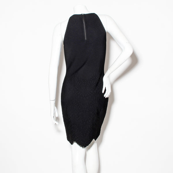 Alexander McQueen Textured Dress