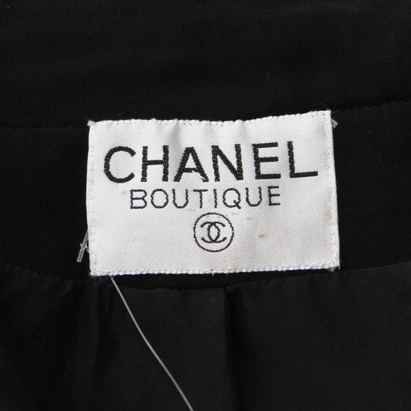 Chanel Braided Trim Jacket