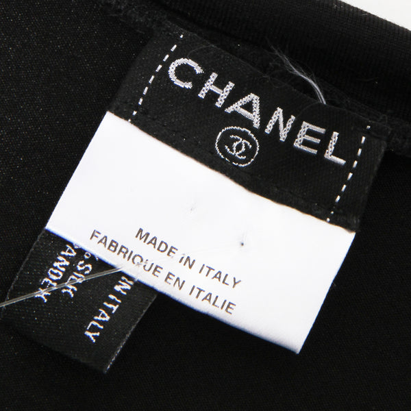 Chanel Logo Strap Tank Top