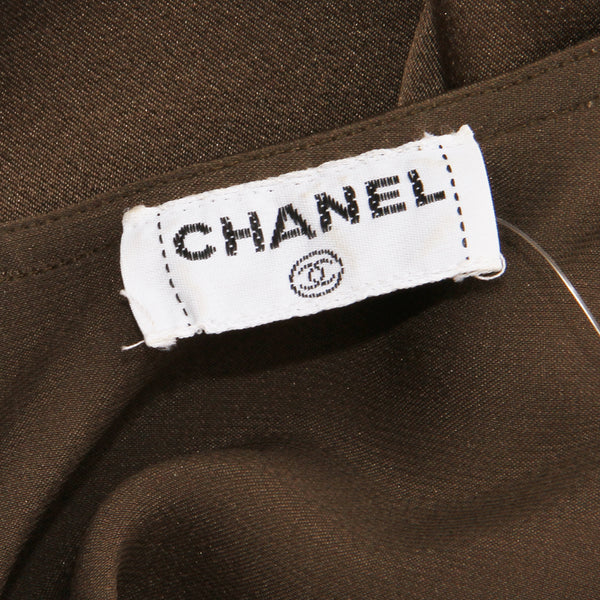 Chanel Silk Blouse