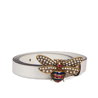 """Queen Margaret"" Leather Belt"