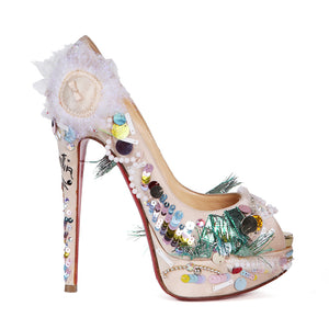 """Beauty"" Heels - Limited Edition"